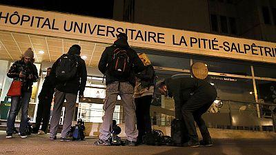 Viele wollen nach den Anschlägen von Paris Blut spenden