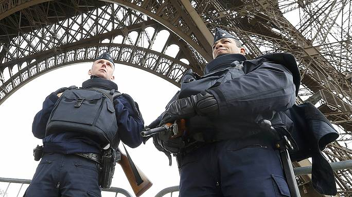 Paris: what happened, when and where