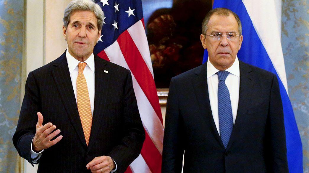 Syrien-Konferenz demonstriert Einigkeit gegen Terrorismus
