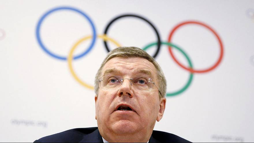 """IOC condemns Paris attacks, says """"we are all French"""""""