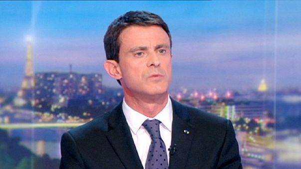 مانول فالس يَّعدُ بضرب داعش في فرنسا وأوروبا وسوريا والعراق