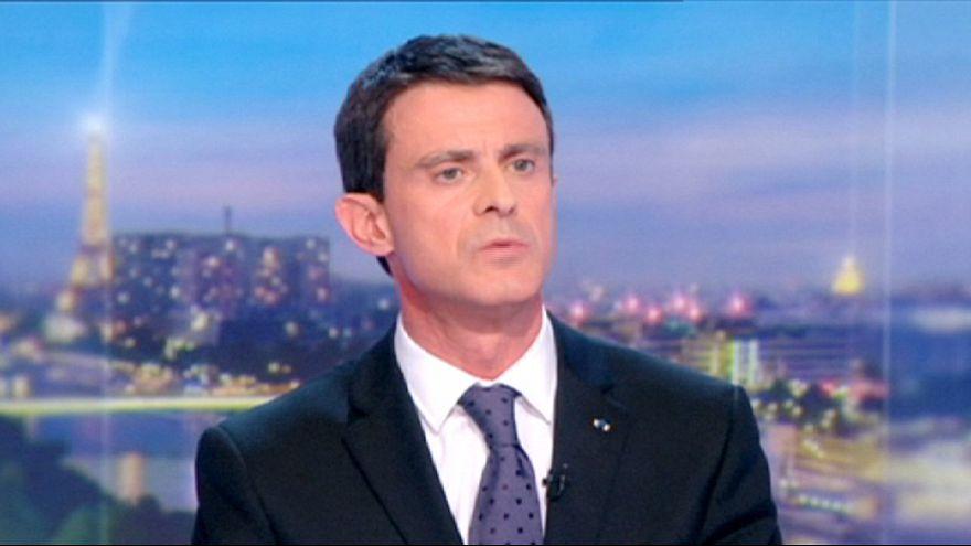 La France en guerre (Valls)