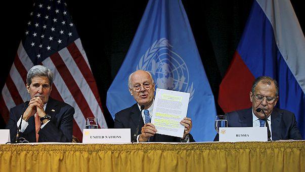 Siria: dai colloqui di Vienna nuova roadmap, ma senza accordo su Assad