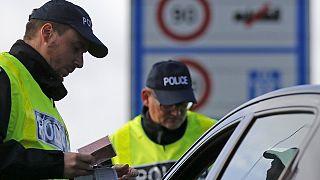 Letartóztatások a párizsi támadások után Belgiumban