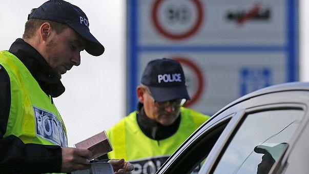 Nach Terrorserie in Paris: Drei Verdächtige in Belgien festgenommen