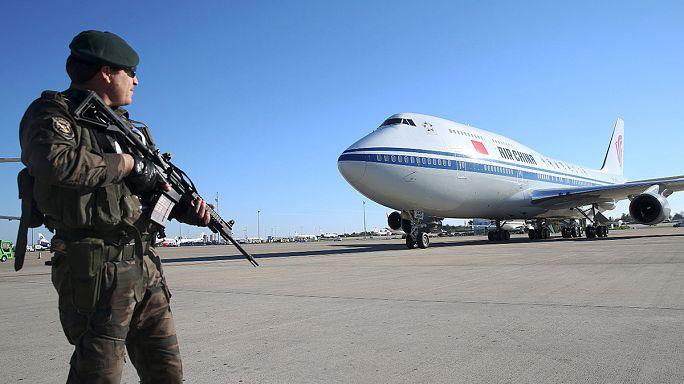 Szíriától ötszáz kilométerre zajlik a G20-csúcs