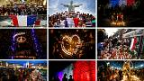 World pays tribute to victims of Paris attacks