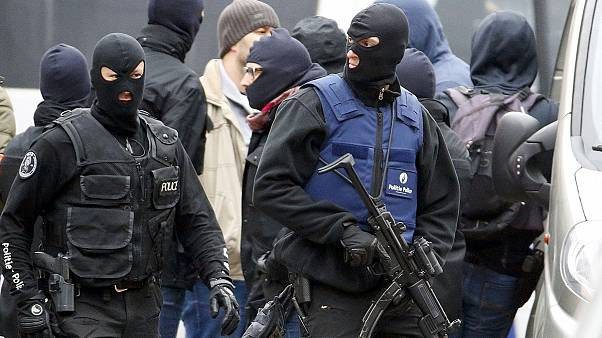 Belgium: two people detained on terror charges over Paris attacks