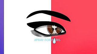 حملات پاریس از دریچه کاریکاتورهایی از سراسر جهان