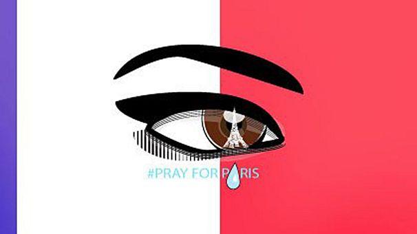 Συγκινητικά σκίτσα για τα θύματα των επιθέσεων στο Παρίσι
