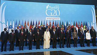 G20-Gipfel in der Türkei: Führende Wirtschaftsmächte beraten gemeinsame Linie gegen den Terror