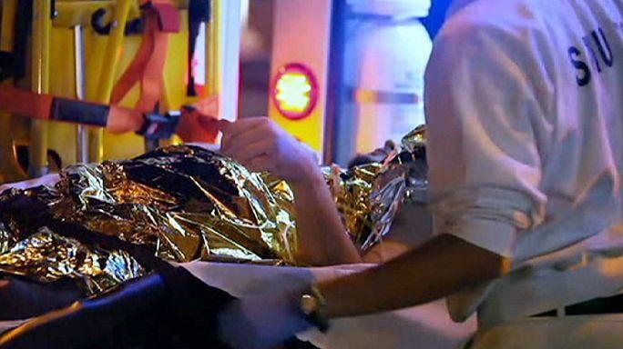 """Врач парижской больницы: """"Не помню, чтобы поступили сразу 50 раненых"""""""
