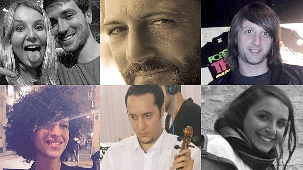 Külföldiek is meghaltak a párizsi Bataclan klubban