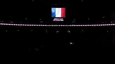Strage di Parigi, le commemorazioni nel mondo dello sport