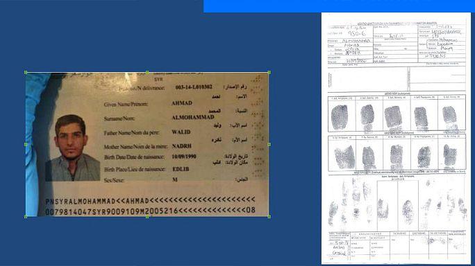 Paris'te saldırganların yakınında bulunan Suriye pasaportu bilmecesi