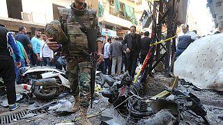 Nueve detenidos en el Líbano tras el doble atentado del jueves