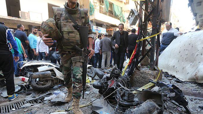 Bejrút: letartóztatások a múlt heti merénylet után