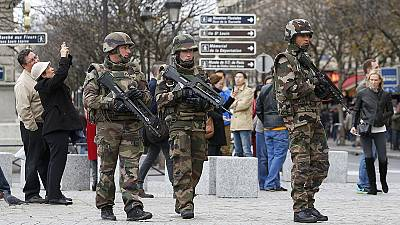 Paris bombers identified, hunt intensifies for remaining suspect