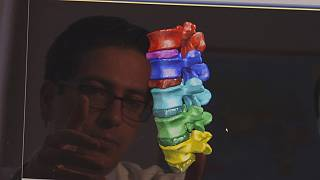 Avatar για τη θεραπεία των παθήσεων της σπονδυλικής στήλης
