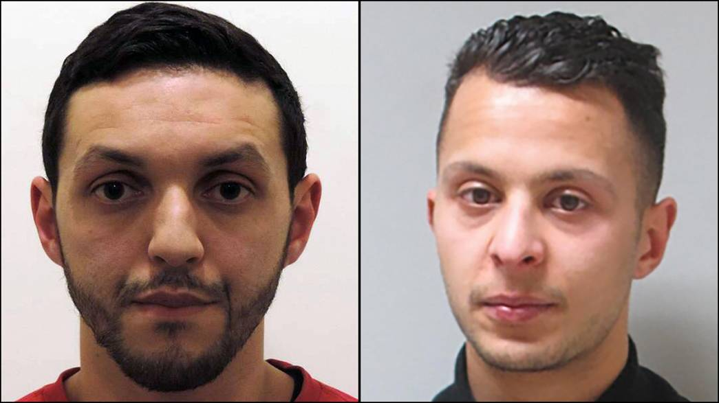 Who were the people behind the Paris bomb attacks?