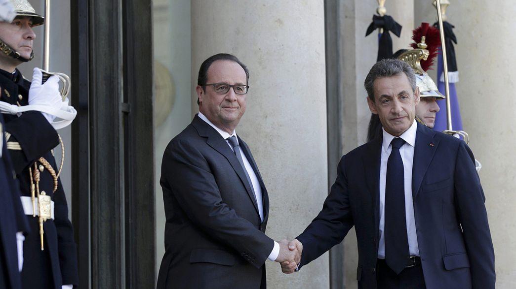 فرنسا تتوحد في مواجهة الإرهاب