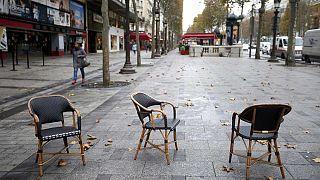 Poco a poco, París vuelve a ser París
