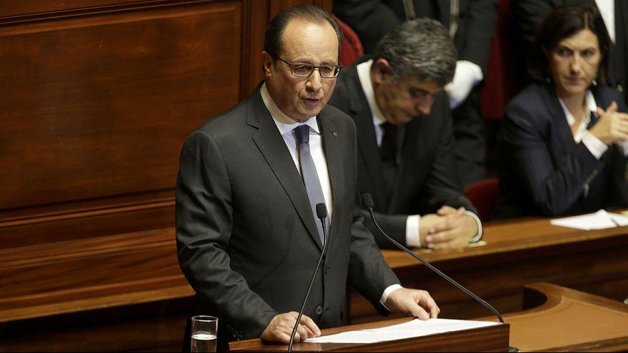 'We will eradicate terrorism' Hollande vows in defiant response to Paris slaughter
