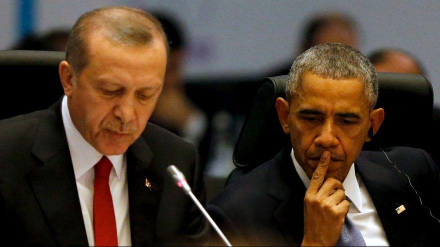 Paris massacre dominates agenda at G20 summit in Turkey