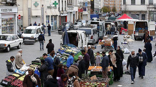 Гнездо террористов в Брюсселе?
