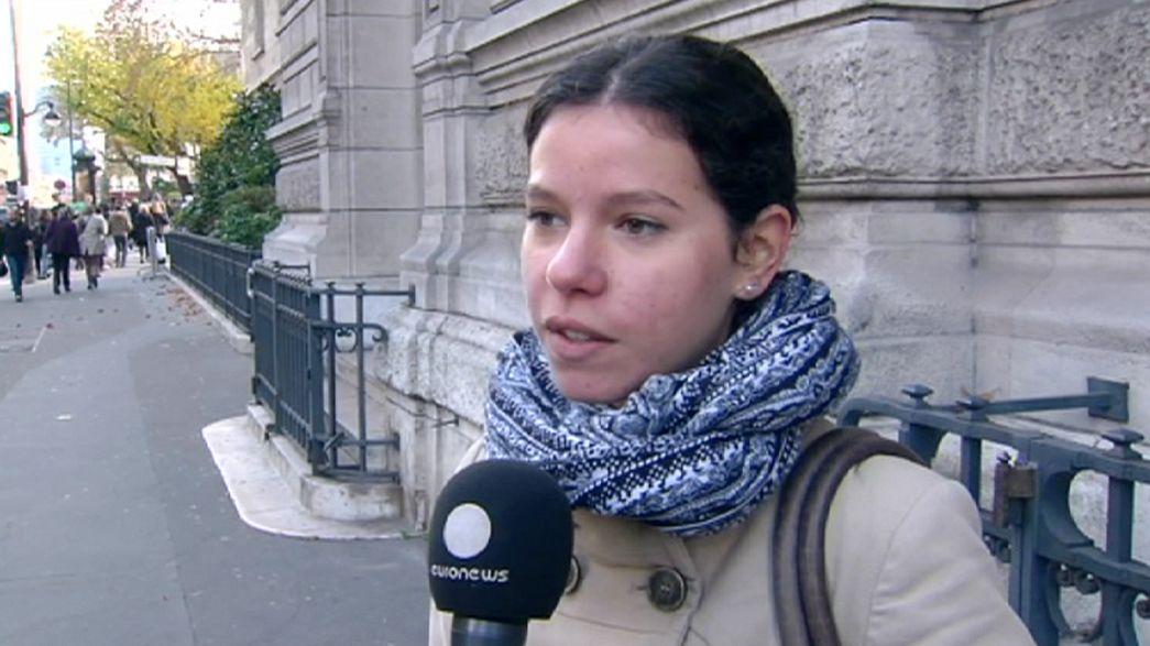 """Paris: """" Geração Bataclan"""" aprende a resistir"""