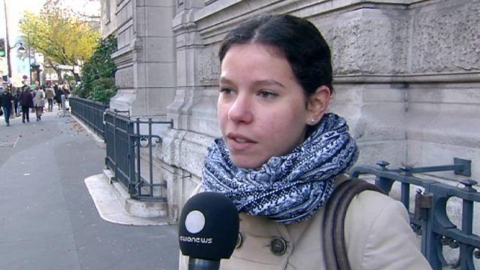 Fransa'da teröre karşı dayanışma ruhu