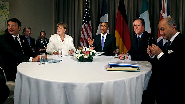 Obama contra intervenção terrestre na Síria