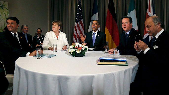"""أوباما """": لا قوات أميركية على الأرض لمحاربة داعش"""""""