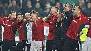 Kijutott az Európa-bajnokságra a magyar labdarúgó válogatott!