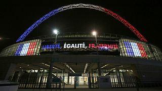 Το φιλικό Αγγλίας - Γαλλίας θα στείλει μήνυμα ειρήνης και ενότητας