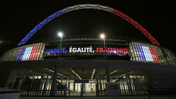 England and France set for 'emotional' Wembley friendly