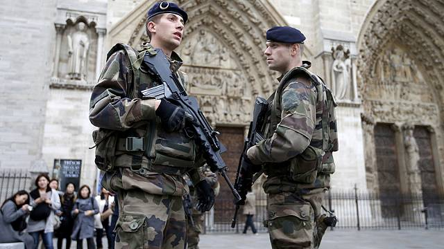 Hogyan védheti meg magát Franciaország?