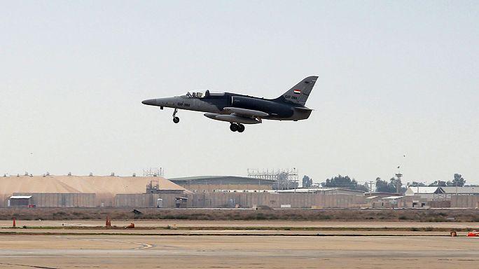 Fokozta szíriai légicsapásait Franciaország