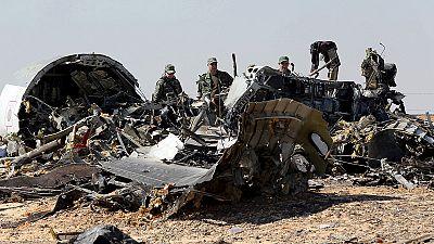 """Moskau: Absturz über dem Sinai war ein """"Terroranschlag"""""""