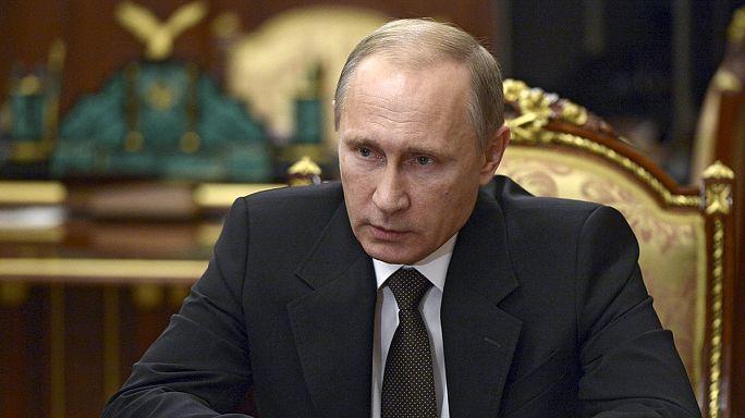 موسكو تقر بوجود عمل إرهابي وراء تحطم الطائرة الروسية