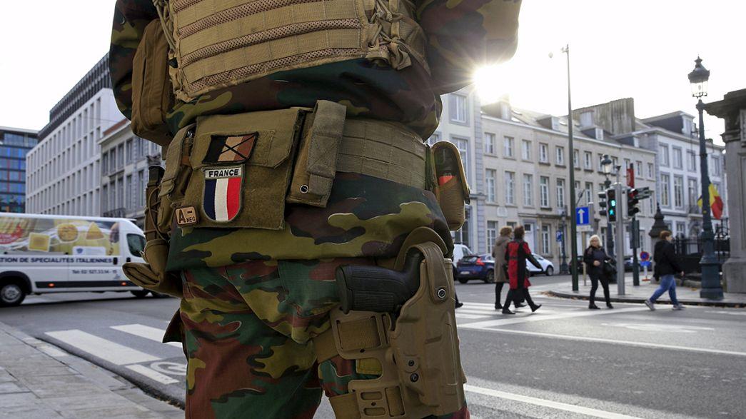 Bélgica incrementa las medidas de seguridad