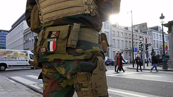 Bruxelles, livello di allerta aumentato. Cancellata la partita Belgio- Spagna