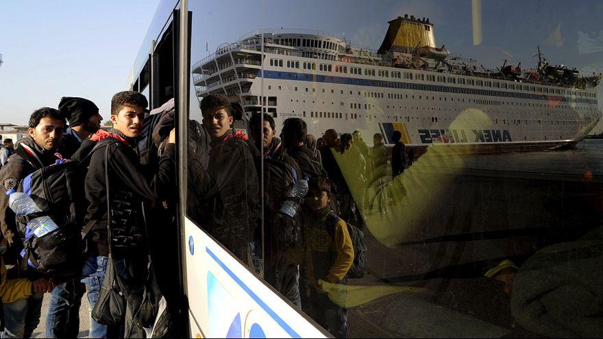 ONU pede à Europa que não feche as portas aos refugiados