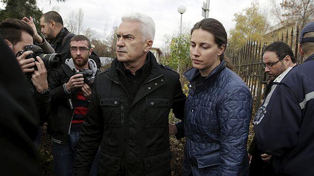 Bulgarian nationalist leader arrested for hooliganism