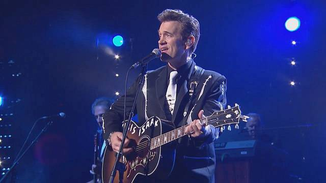 Chris Isaak : nouvel album enregistré à Nashville