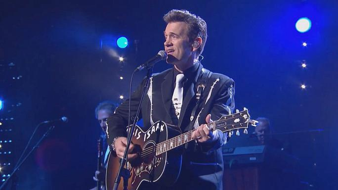 Chris Isaak back on song with 'First Comes the Night'