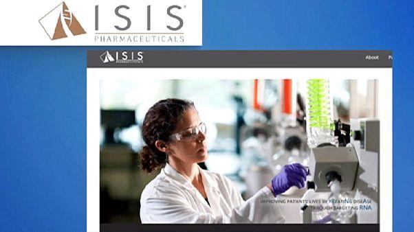 """""""Isis"""" - a farmacêutica - considera mudar de nome"""