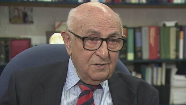 Judge Theodor Meron reflects on his quest for international justice