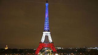 """""""I love Paris"""" - mit Fragezeichen"""