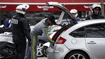 Syringes, plastic tubing and a black Renault Clio: French terror probe progresses